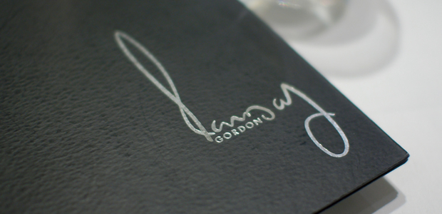 Restaurant Gordon Ramsay, London
