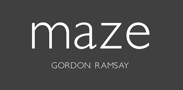 Maze by Gordon Ramsay, London