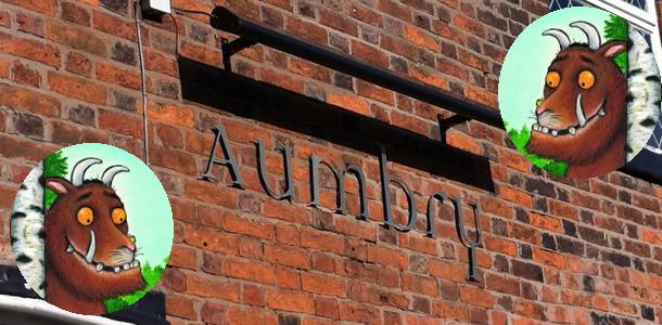Aumbry, Gruffalo Lunch, Prestwich, Manchester