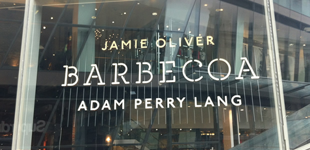 Barbecoa, London