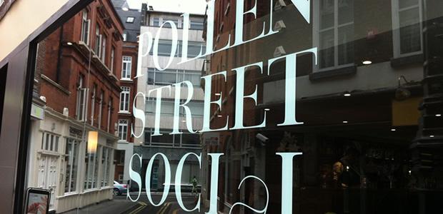 Pollen Street Social, London