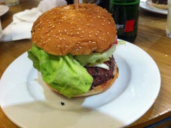 Habenero Burger