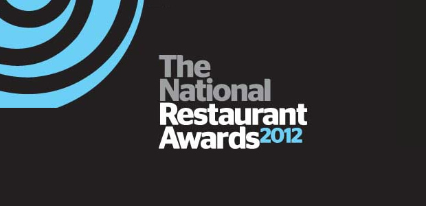 National Restaurant Awards 2012 Winners