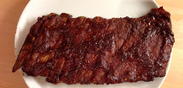 Sweet, Sticky & Spicy Ribs Recipe