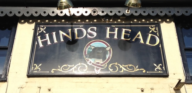 The Hinds Head, Bray