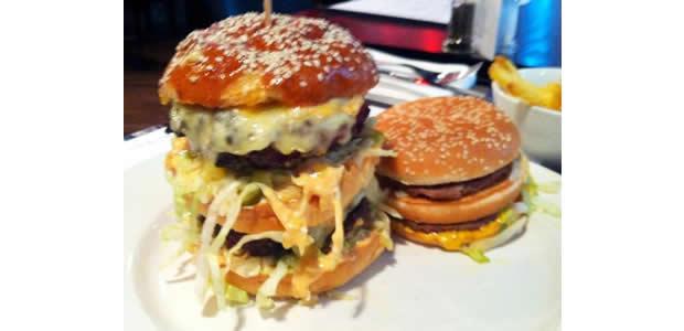 What's Bigger Than A Big Mac? A Big Manc!