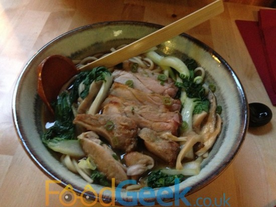Roasted Pork Udon