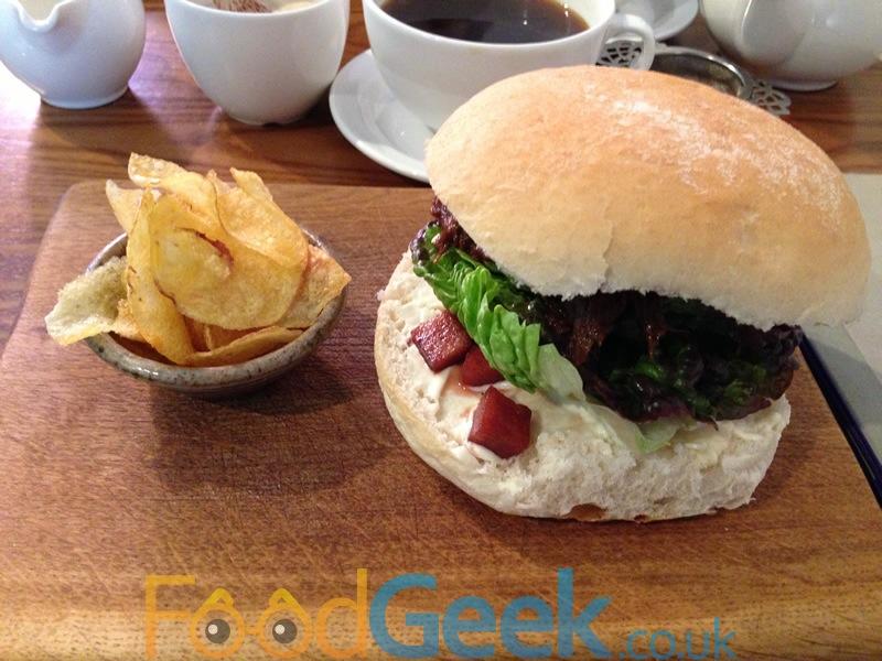 T&Cake, Almondbury, Huddersfield - Food Geek Blog