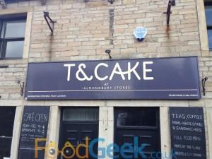 tandcake, Almondbury