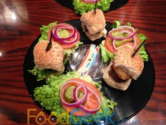 Burgers Round #1