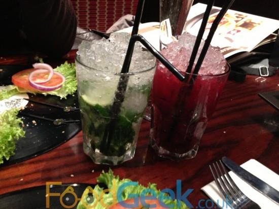 Mojito! Classic & Mixed Berry