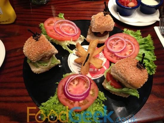 Burgers Round #2