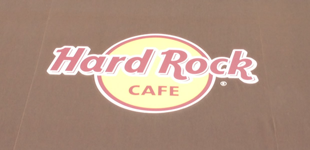 'Legendary Burgers' At The Hard Rock Cafe, Manchester