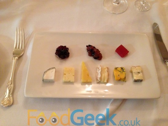 British & Irish Cheeses