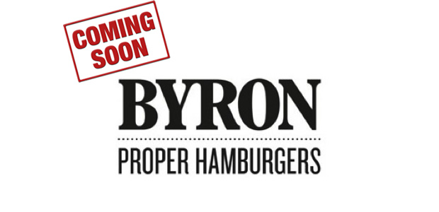 It's True! Byron Are Bringing 'Proper Hamburgers' To Manchester!