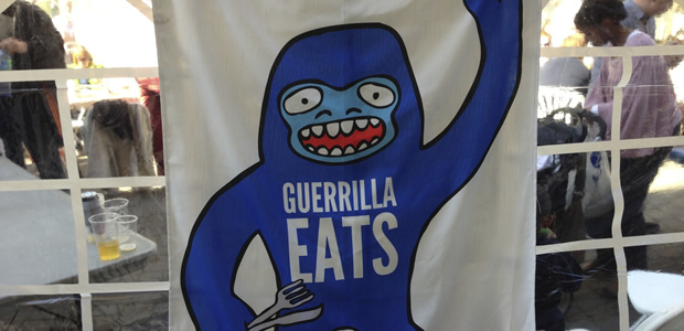 Guerrilla Eats, King Street, Manchester