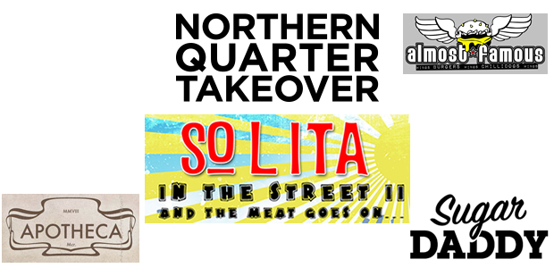 Northern Quarter Takeover 2013 – PARTY!