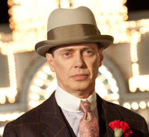 Steve Buscemi As Nucky Thompson