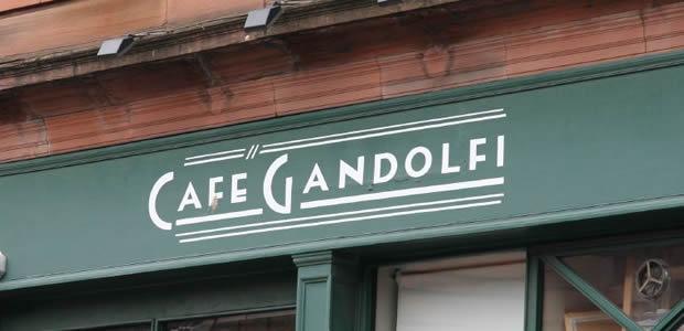 Cafe Gandolfi Breakfast