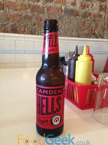 Camden Hills Lager