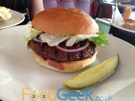 Byron 'Classic' Burger