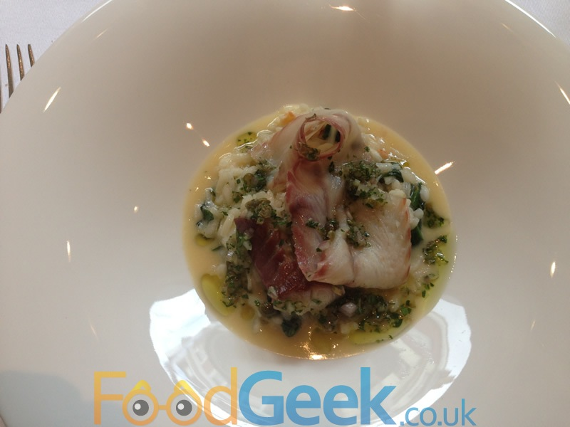 The Square - Classic 2 Star Dining From Phil Howard - Food Geek Blog