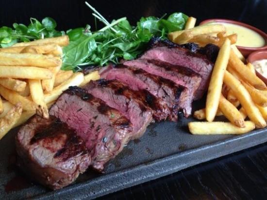 24oz  New York strip steak
