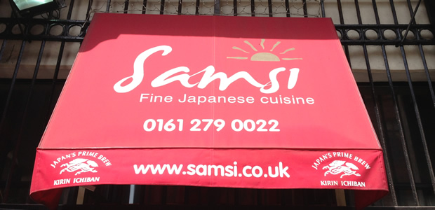 Samsi Manchester – Authentic Japanese But Underwhelming & A Bit Dirty