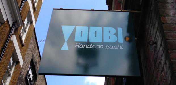 Yoobi, Soho – Londons First Temakeria