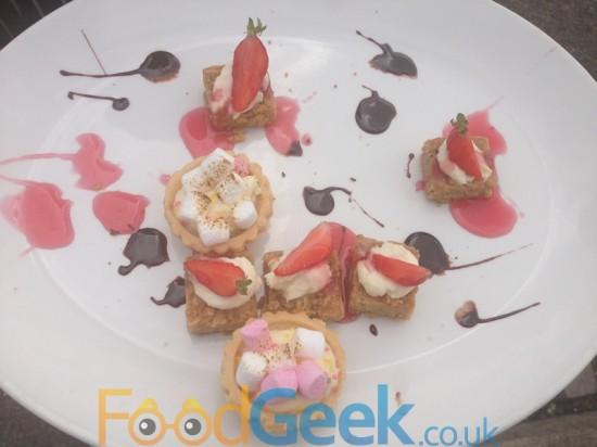 Dessert Samples