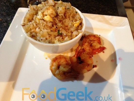 Garlic & Chilli King Prawns