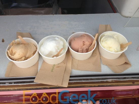 Gingers Ice Cream & Sorbets