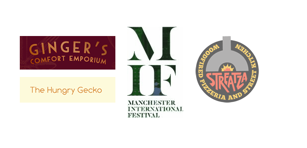 Street Food At Manchester International Festival – Hungry Gecko, Streatza & Gingers Comfort Emporium