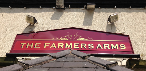 The Farmers Arms Launch Party & Returning For A Rather Special Sunday Roast