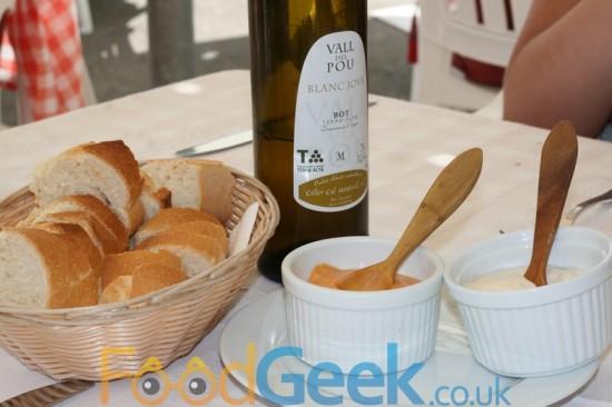Bread & Aioli
