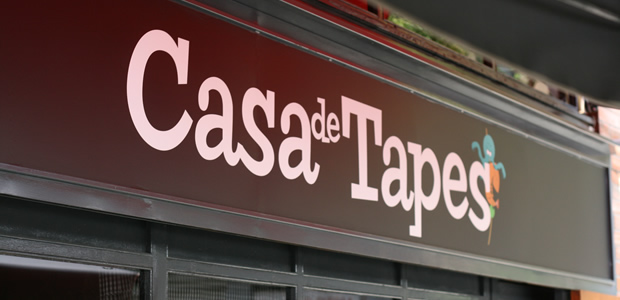 Casa de Tapas Cañota, Barcelona, Spain – Probably The 'Funnest' Meal EVER!
