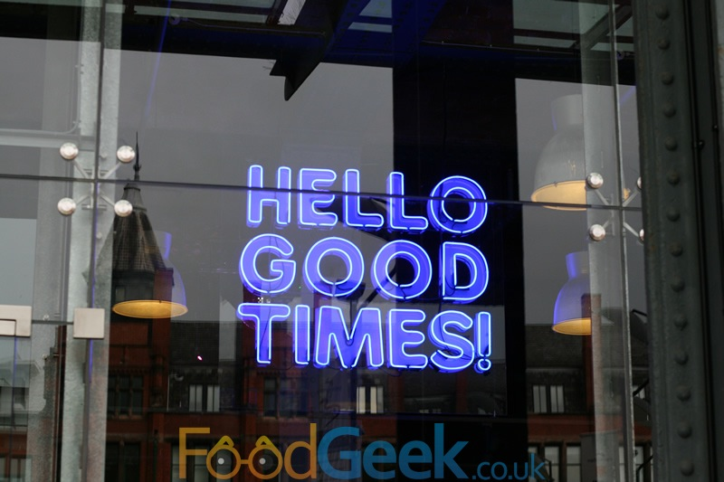 All Star Lanes, Manchester Review - Food Geek Blog