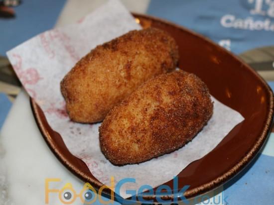 Iberian Ham Croquettes
