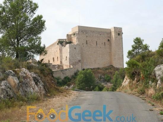 Miravet Castle
