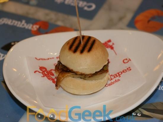 Pig Burger