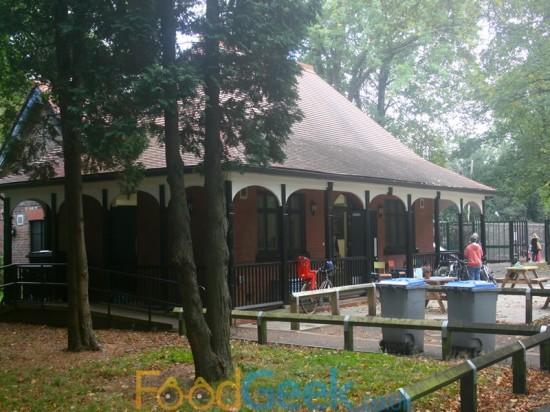 Caffeine & Co, Longford Park