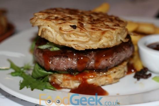 SoLita 'Ramen Burger'