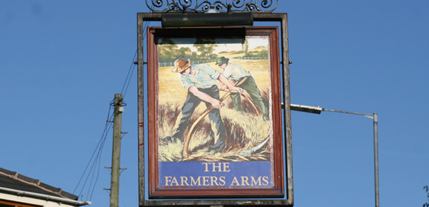 The Farmers Arms, Bolton – The Best Burgers In Town!