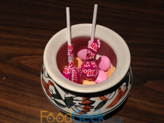 Vimto Lollies
