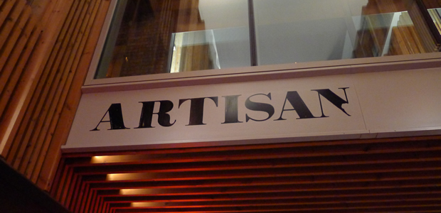 Artisan Kitchen & Bar, Spinningfields, Manchester