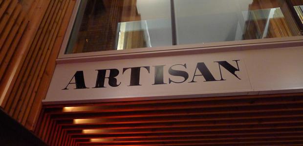Artisan Kitchen And Bar Spinningfields