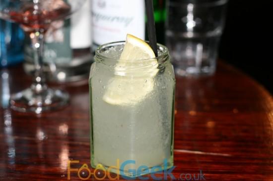 Lemon Sherbet: Tanqueray Gin & Limoncello