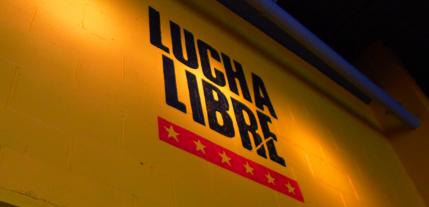 Lucha Libre, Great Northern Tower, Manchester