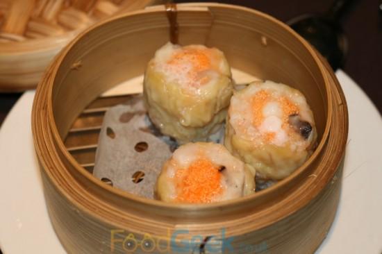 Quails Egg Sui Mai