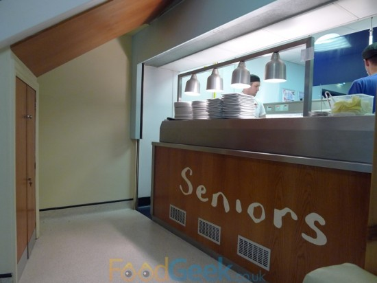 Seniors Kitchen